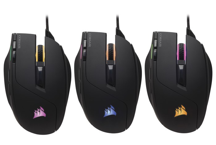 New Corsair Sabre RGB Gaming Mouse