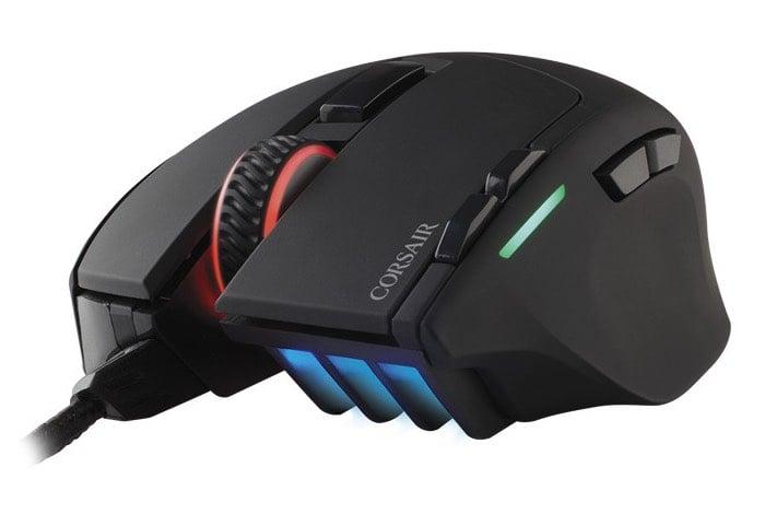 New Corsair Sabre RGB Gaming Mouse