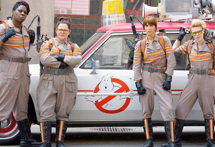 New Ghostbusters Movie 2016 International Trailer Released