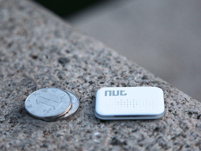 Nut Mini Tracker