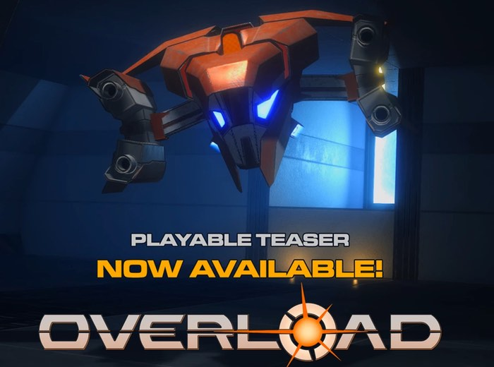 OVERLOAD Six-Degree-of-Freedom Shooter-1