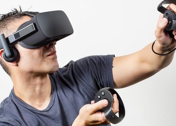 Oculus Rift Launch Games