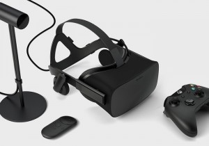 First Oculus Rift Virtual Reality Consumer Systems Arrive With Gamers