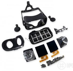 Oculus Rift CV1 Teardown Exposes Internal Workings Rift VR Headset (video)