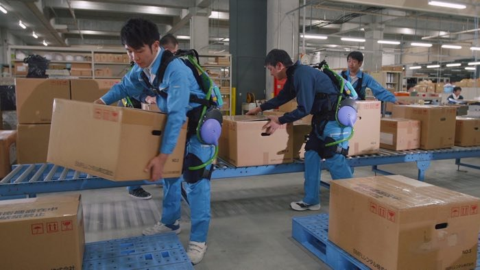 Panasonic Assist Robots