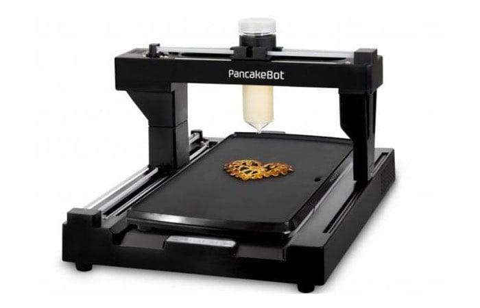 Pancake 3D Printer