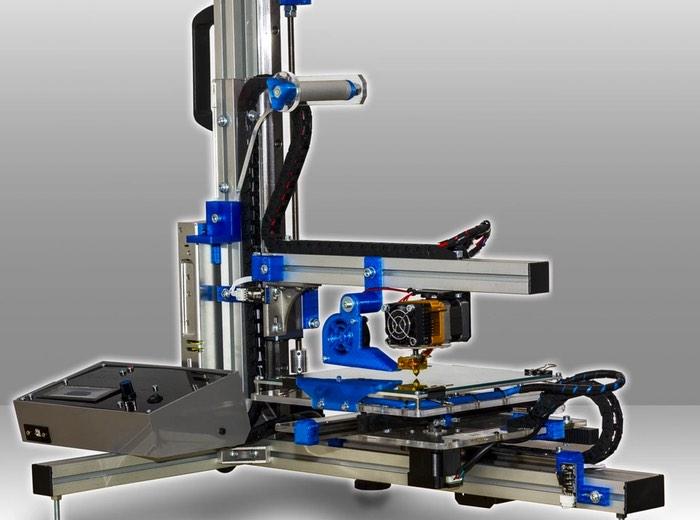PlastaPrint3D 3D Printer