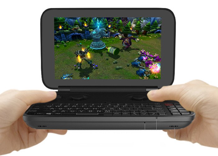 Pocket Windows 10 Laptop And Gaming System Concept Hits Indiegogo
