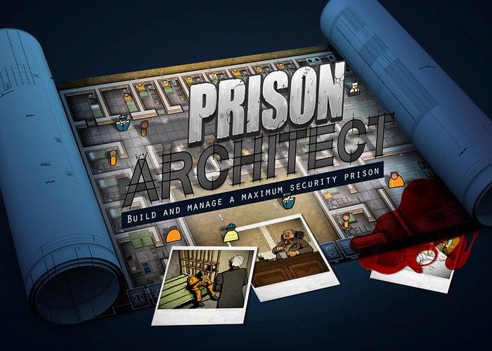 Prison Architect game