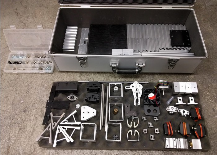 PurpleKit Home Robot Construction Kit