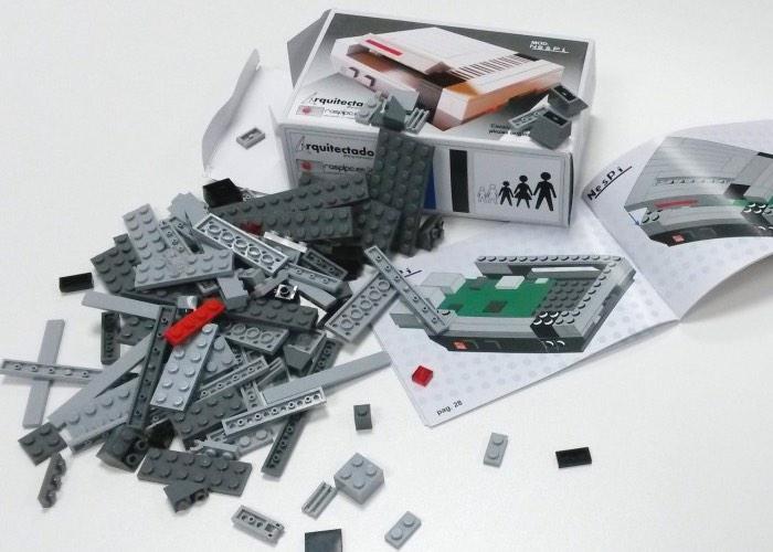 Raspberry Pi Lego NESPi Case