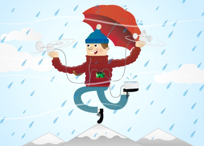 Raspberry Pi Weather Station