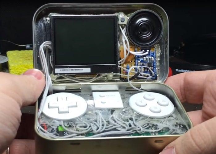 Raspberry Pi Zero Games Console