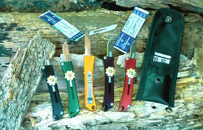 Reeder Retractable Scalpel Pocket Knife