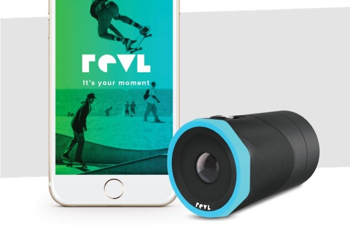 Revl Arc 4K Ultra HD Stabilised Action Camera