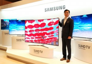 Samsung's 2016 SUHD TVs Are Launching Globally