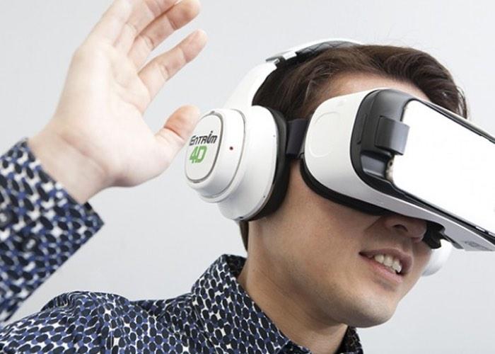 Samsung Entrim 4D Headphones
