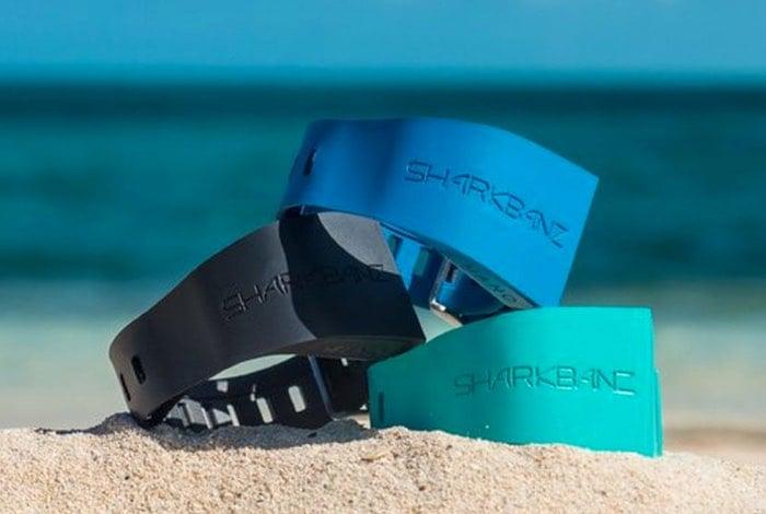 Sharkbanz Seafoam Shark deterrent bracelet
