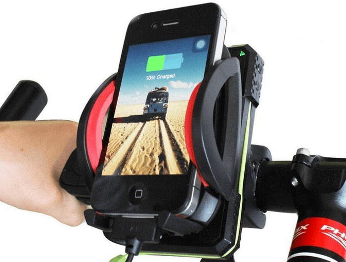 Smartphone Bike Holder