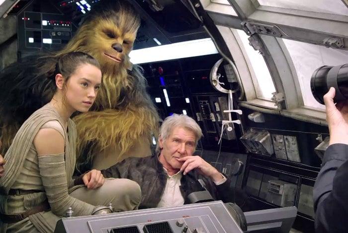 Star Wars The Force Awakens Documentary
