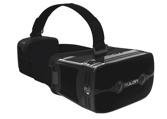 Sulon Self Contained VR