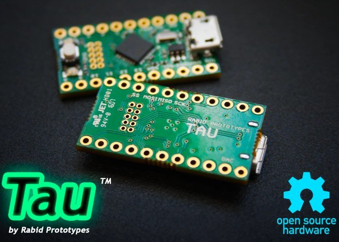 Tau open source mini arduino zero development board