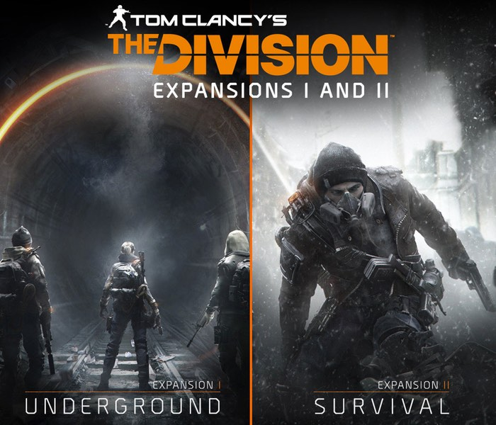 The Division DLC Expansions