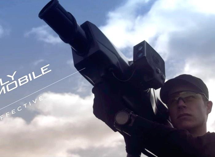 The SkyWall 100 Net Bazooka