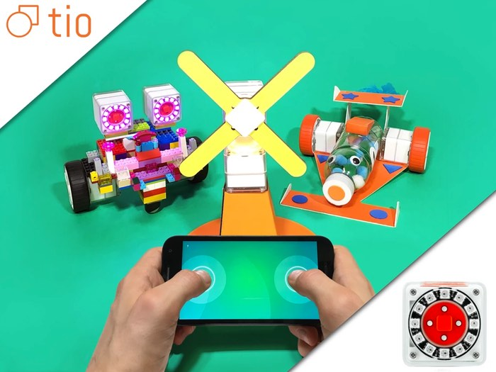 Tio Robotic Building Blocks For Kids