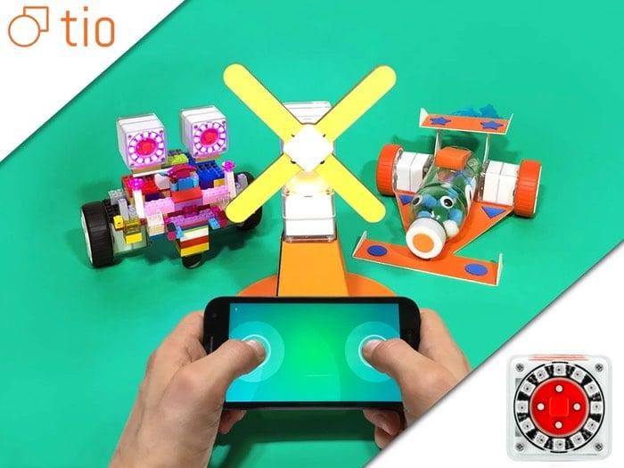 Tio Robotic Building Blocks For Kids