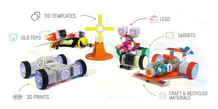 Tio System Enables Anyone To Build Connected Toys