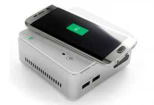ECS Live Station Windows 10 Mini PC Unveiled With Qi Wireless Charging Pad