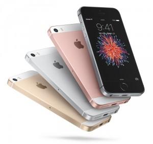 iPhone SE Lands On Vodafone UK