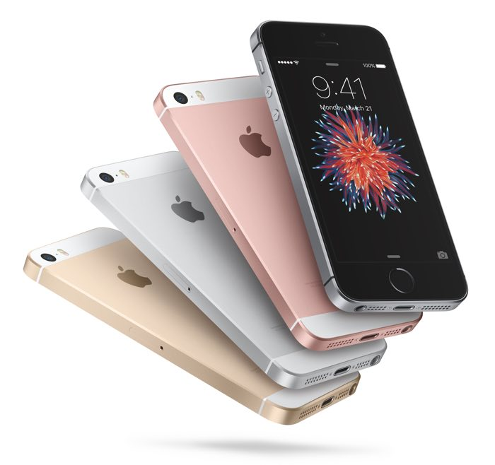 Tesco Apple Iphone Se