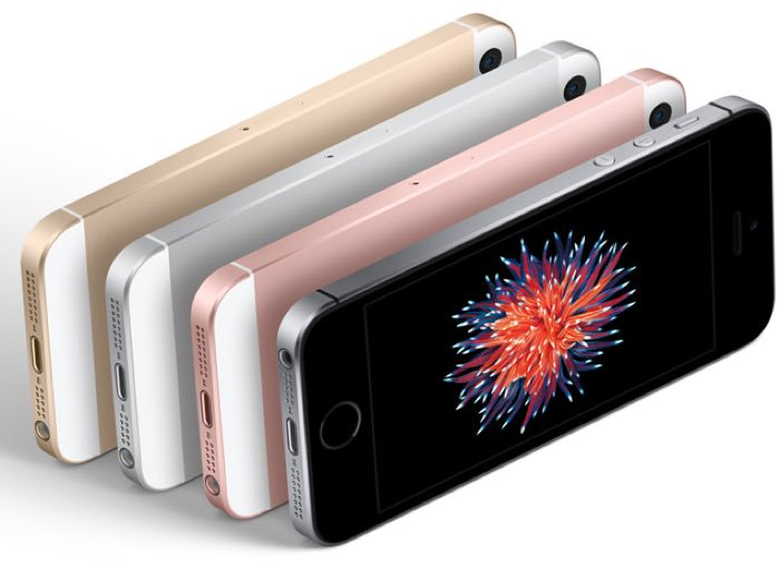 Phone 5S vs iPhone SE