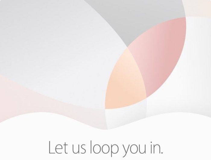 iPhone SE Event