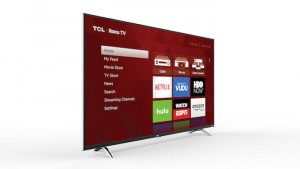 TCL's 4K Roku TVs Now Available