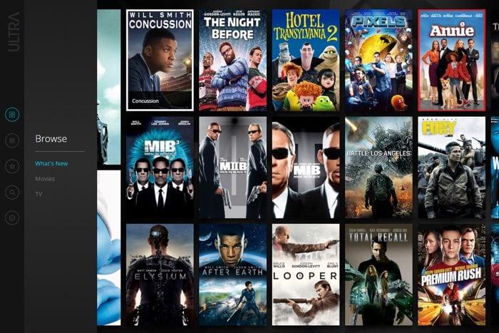 Ultra 4K Movie Streaming