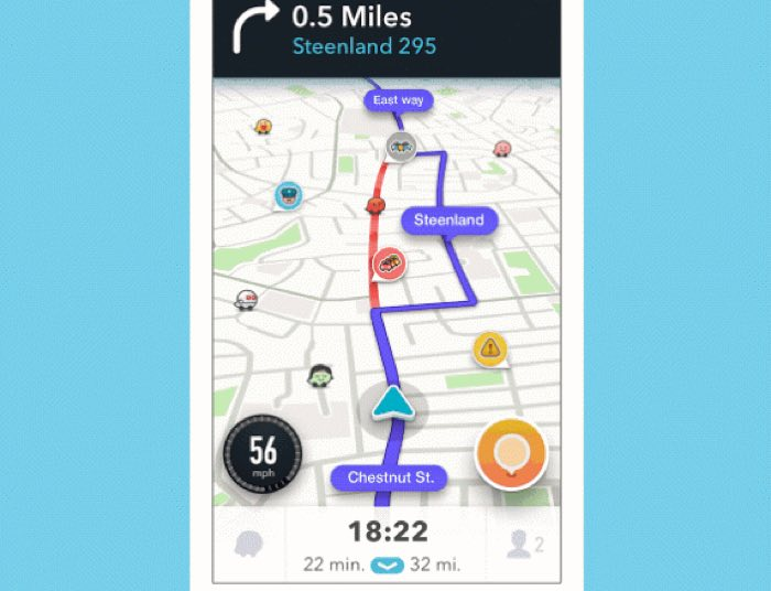 Speeding Ticket App >> Waze Update Stops You From Getting A Speeding Ticket Geeky