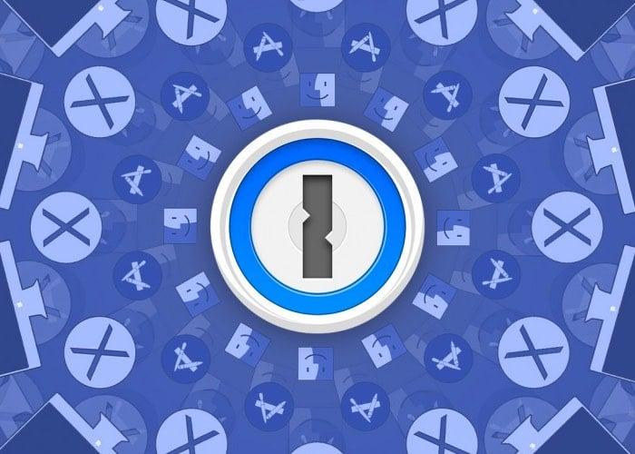 1Password Mac Password Management App