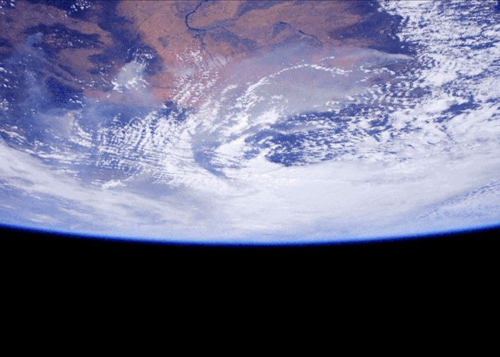 4K Ultra HD Footage Of Earth From ISS
