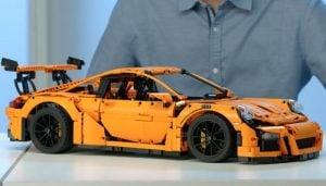 Lego Techninc Porsche 911 GT3 RS (Video)