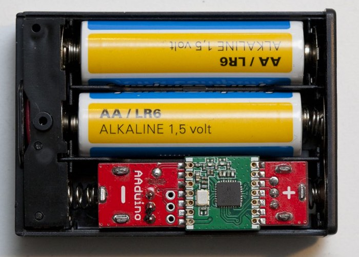 AAduino Tiny Arduino Based Development Board