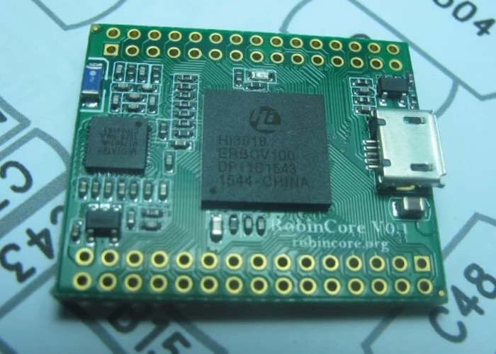 ARM Linux Wireless Computer