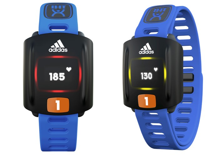 Adidas ZONE Wearable Fitness Tracker
