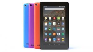 Amazon Kindle Fire Gets 16GB Option, More Colors