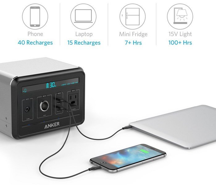 Anker Powerhouse Portable Charger-2