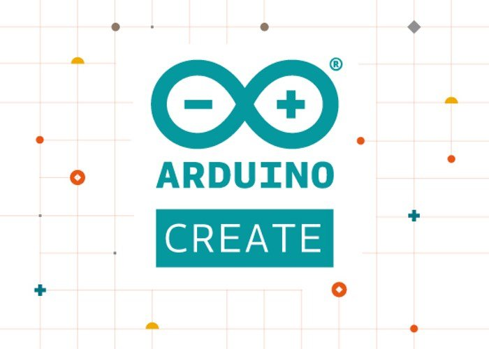 Arduino create project hub and internet of things site