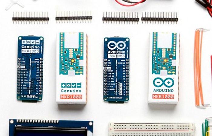 Arduino And Genuino MKR1000 Development Boards