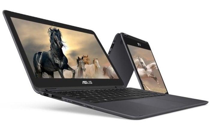Asus ZenBook Flip UX360CA Unveiled